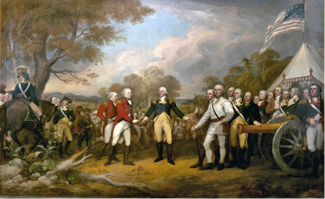 Burgoyne's Saratoga Campaign of 1777: From Fort Ticonderoga to Bemis Heights