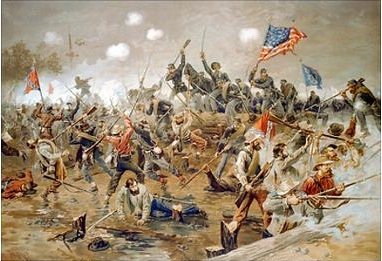 Great Commanders Series: Lee vs. Grant in the Overland Campaign of 1864 June 12-15, 2013