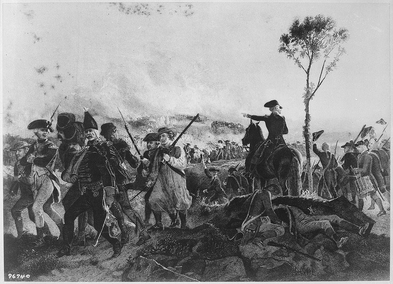 Burgoyne's Campaign of 1777: The Second Stage – September 19, 2014 – PAST TOUR