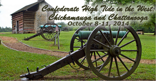 Confederate High Tide in the West: Chickamauga and Chattanooga – October 8-11, 2014 – PAST TOUR