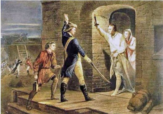 Forging Heroes: Benedict Arnold, Ethan Allen and the Revolutionary War in New York – July 27-30, 2016